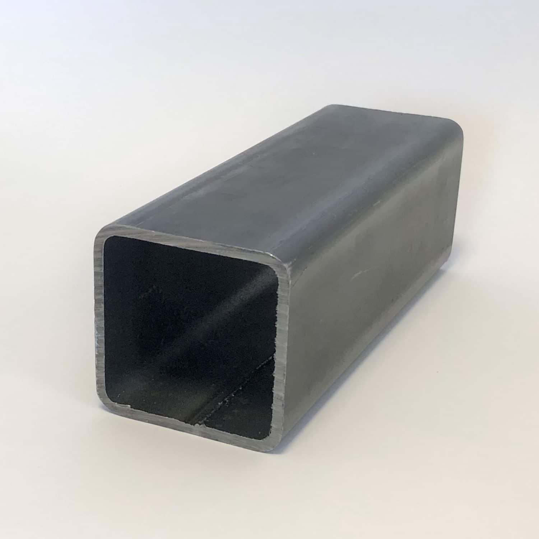 Bild på ett kallformat konstruktionsrör KKR från Bromma stål
